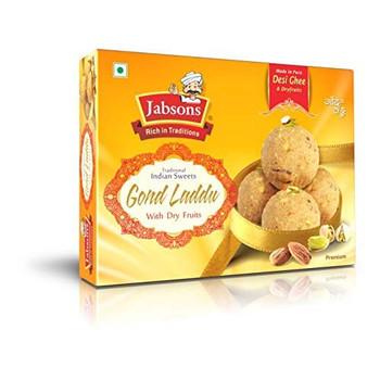 Jabsons Sweets Gond Laddu 400gm