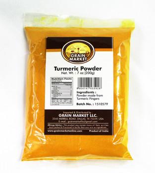 Grain Market Turmeric Powder 200gm