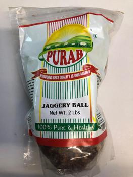Purab Jaggery Balls 2 Lb