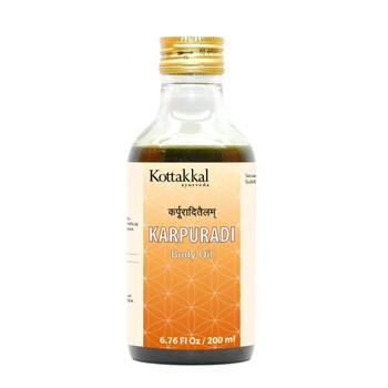 Kottakkal Karpuradi Tailam - 200ML