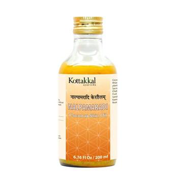 Kottakkal Nalpamaradi Keratailam -200ml
