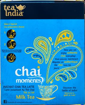 Tea India Chai Moments Milk Tea 224gm