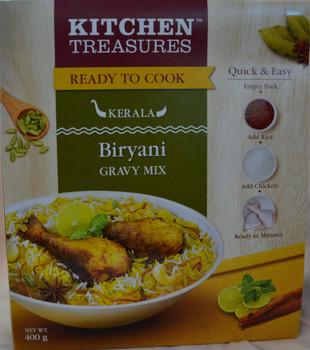 Kitchen Treasures Biryani Gravy Mix -  400 g