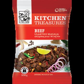 Kitchen Treasures Beef Ularthu Masala -  100 g