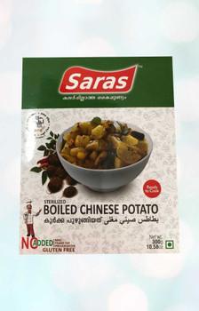 Saras Chinese Potatoes (Boiled)  100 g