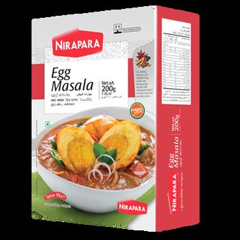 Nirapara Egg Masala  200 g