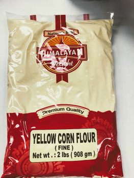 Himalayan Delight Yellow Corn Flour 4lb