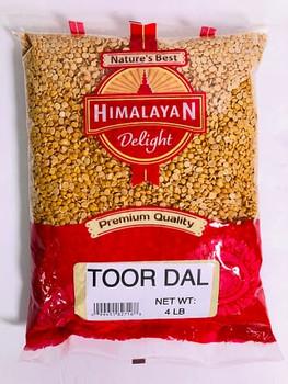 Himalayan Delight Toor Daal 2 Lbs