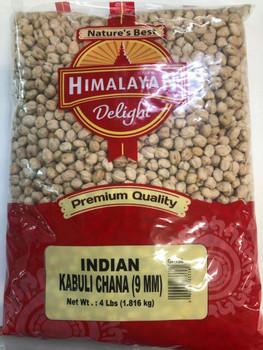 Himalayan Delight  Kabuli Chana 4 Lbs