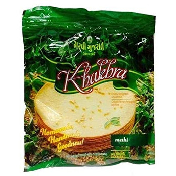 Garvi Gujarat Khakhra Methi 200g