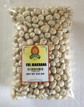 Laxmi Ful Makhana (Lotus Seed) 200 gms