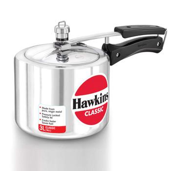 Hawkins Classic Pressure Cooker - 3 Litre