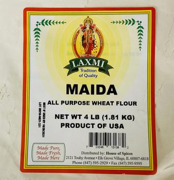 Laxmi All-Purpose Flour (Maida)festival Pack(4+1)5lb
