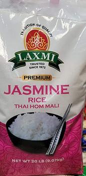 Laxmi Jasmine Rice 10LB