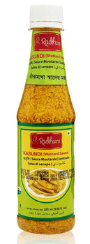 Radhuni Kasundi(Mustard Sauce) 285ml