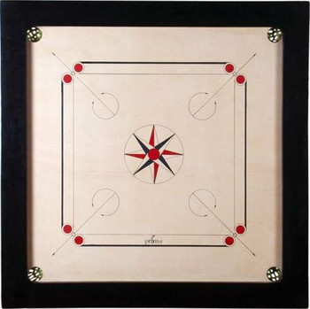 Carrom Board 42 inch with 24 Wooden Coins