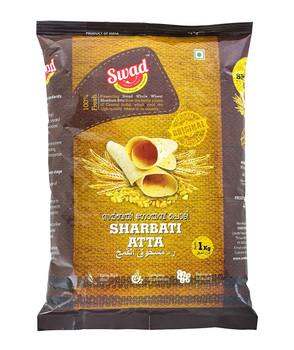 Swad Sharbati Atta - 20 Lb