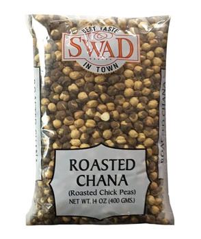 Swad Roasted Chana - 7 Oz