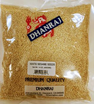 Copy of Dhanraj White Sesame Seeds - 200 gm