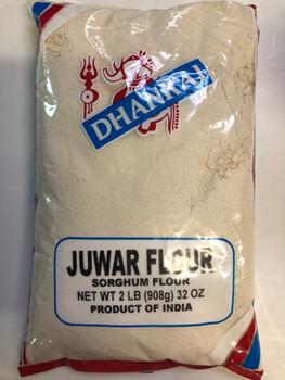 Dhanraj Jowar Flour - 2 lb