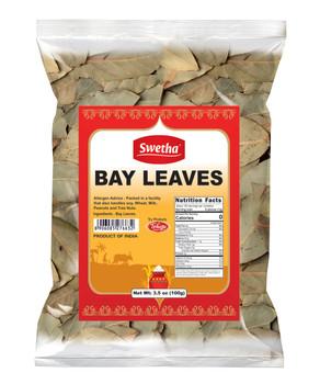 Swetha Bay Leaves (Biriyani Leaves) - 100gm