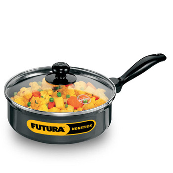 Hawkins Futura Nonstick Curry Pan (Saute Pan) 2ltr