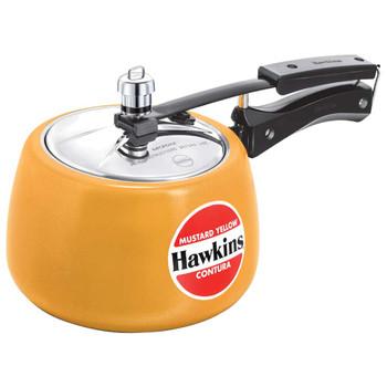 Ceramic-Coated Hawkins Contura (Mustard Yellow) 3 Litre (Free Shipping)