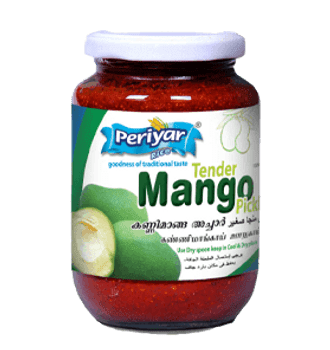 Periyar Tender Mango Pickle-400gm