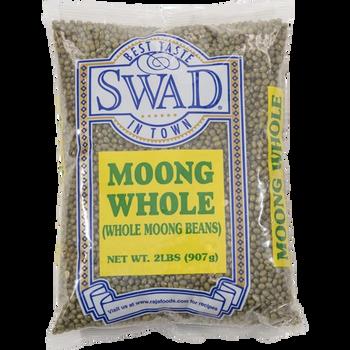 Swad Moong Whole 4lb