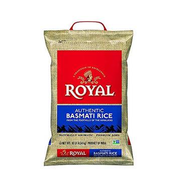 Royal White Basmati Rice 20lb