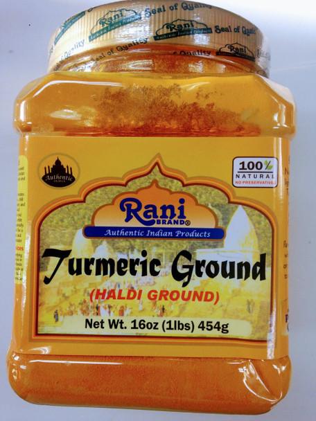 Rani Turmeric Powder - 1 LB