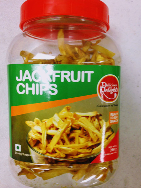 Delicious Delights Jackfruits Chips- 200g