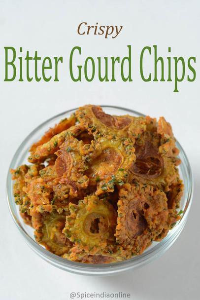 Adarsh Bitter Gourd Chips - 170G