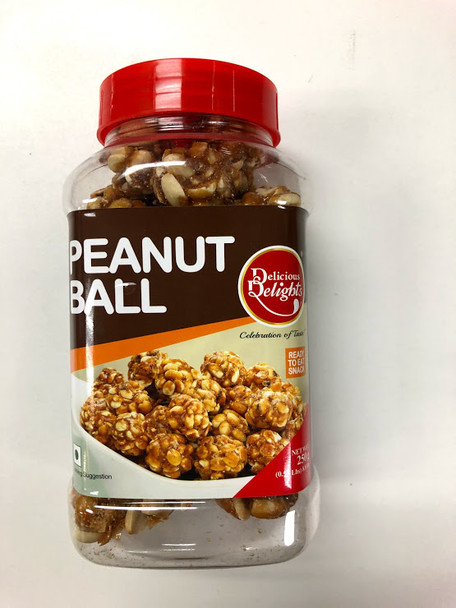 Delicious Delights Peanut Ball - 250g