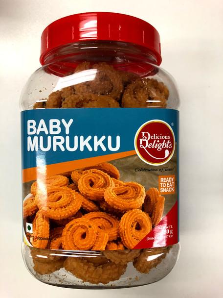 Delicious Delights Baby Murukku - 350g