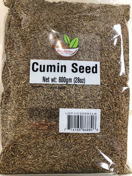 DK Cumin Seeds - 800g