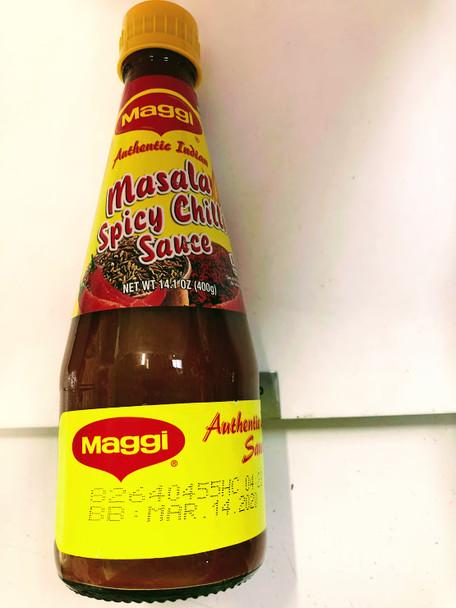 Maggi Masala Chilli Sauce - 400g