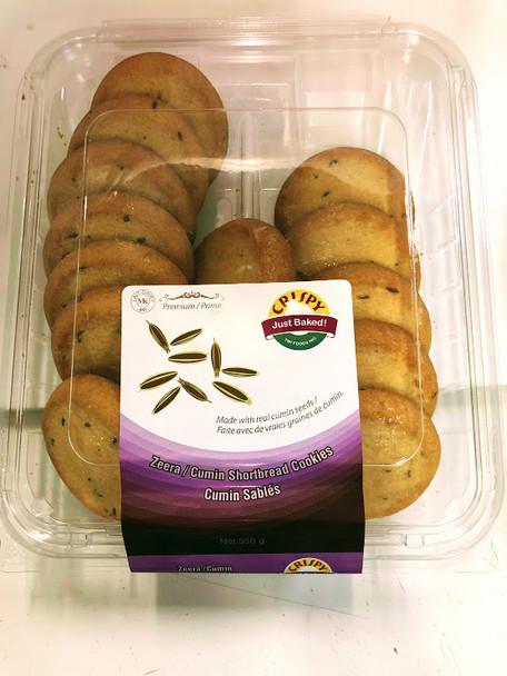 Crispy Jeera Cookies - 350g