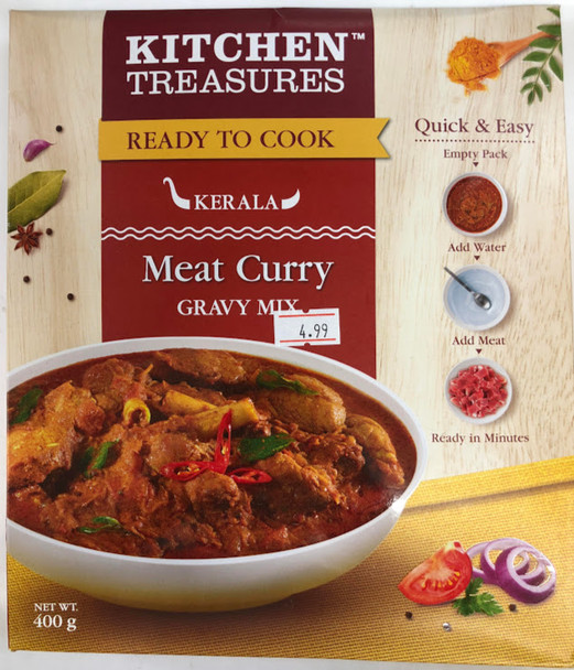 Kerala Meat Curry Gravy Mix - 400g