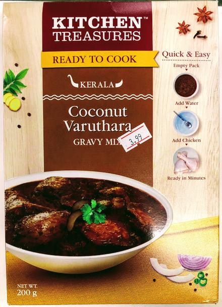 Kerala Varuthara Gravy Mix - 300g