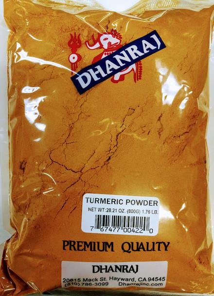 Dhanraj Turmeric Powder - 800g