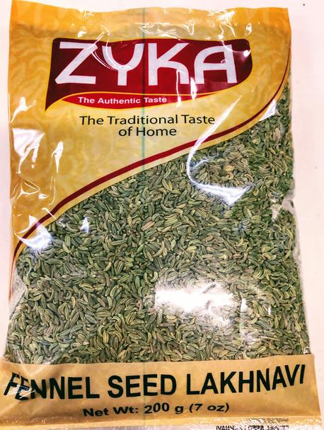 Zyka Fennel Seed - 200g