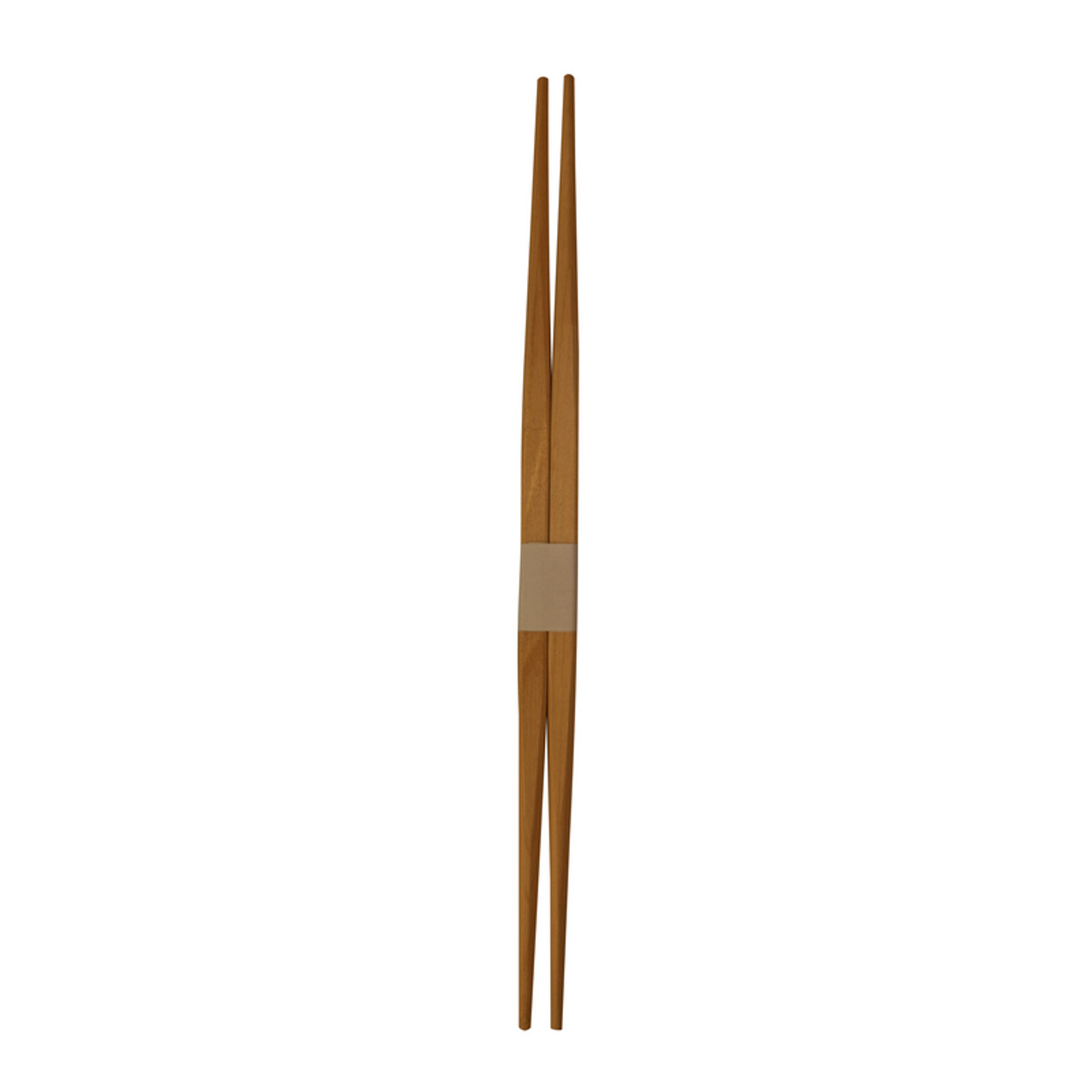 Bamboo Stylish Chopsticks - L:9.5in