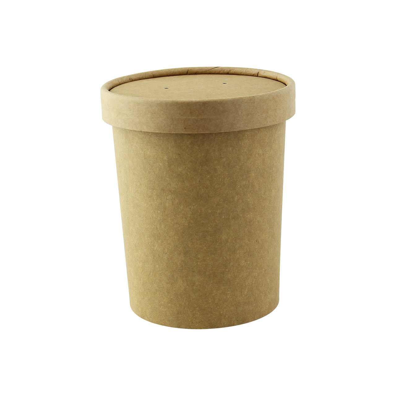 Vented Paper Lid for 210SOUP16 & 210SOUP24 & 210SOUPK17K - Dia:5.9in