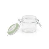 Mini Glass Seal Jars -3.5oz Dia:2.52in H:2.8in