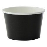 Black Paper Cup -9oz Dia:3.7in H:2.42in