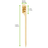 Foodinformation Picks Veg - L:3.57in