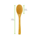 Small Bamboo Spoon - L:4.7in