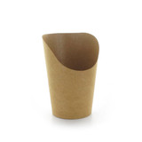 Kraft Wrap Cup -14oz Dia:3.3in H:6.2in
