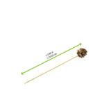 Pine Cone Skewer - L:3.95in